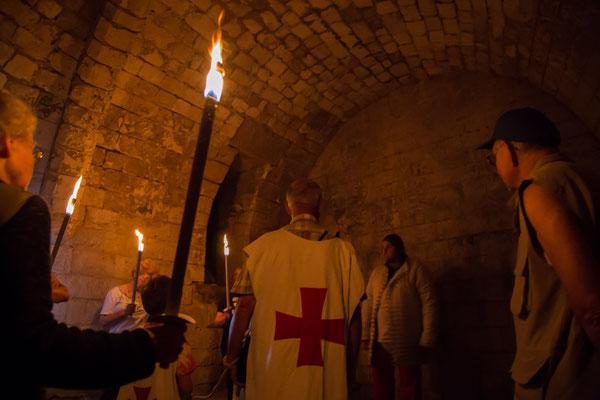 château de Picquigny visite insolite aux flambeaux