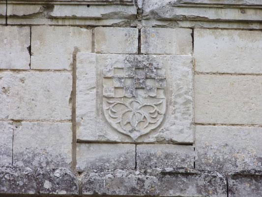 Château de Picquigny armoiries. Photo Damien Maupin