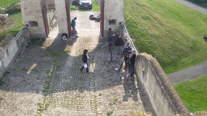 Château de Picquigny, Bruno Solo, la véritable guerre des trônes