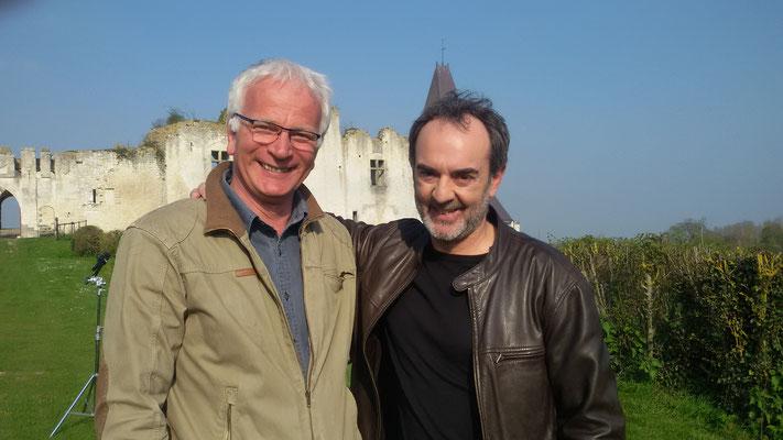 Château de Picquigny, Bruno Solo, la véritable guerre des trônes avec Damien Maupin