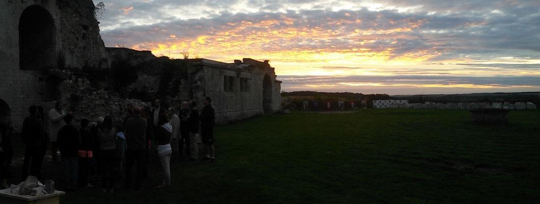 Château de Picquigny, visite insolite aux flambeaux