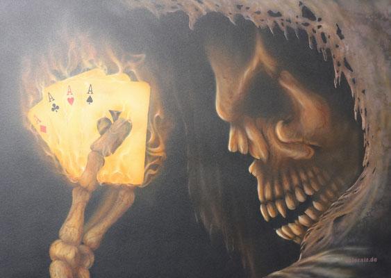 Playing Skull
