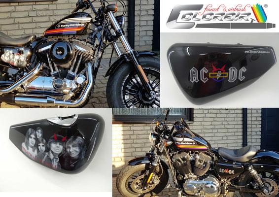 Harley Davidson AC DC Design