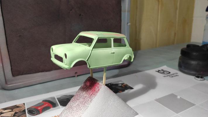 airbrush modellbau lackierungen