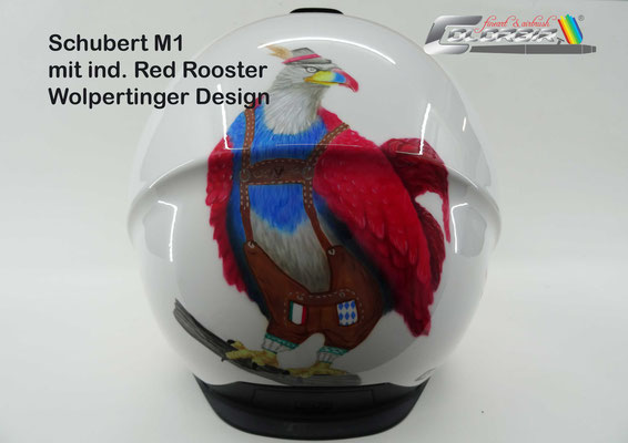 Red Rooster Fantasy Wolpertinger