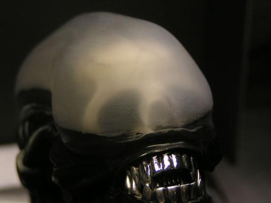 Die Zähne wurden mit Chrom aufgehellt und sind mE. so prima