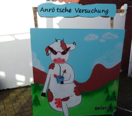 Karnevalswagen Lackierung Anrath 2019