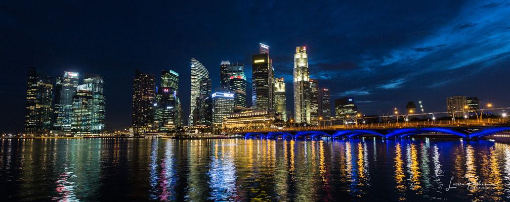 Singapor Marina Bay