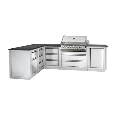 Oasis 300 modulare Outdoorküche