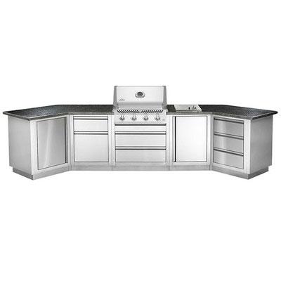 Oasis 400 modulare Outdoorküche