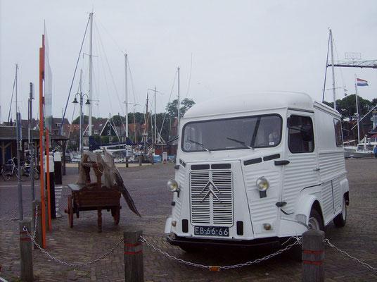 Citroën HY von 1973