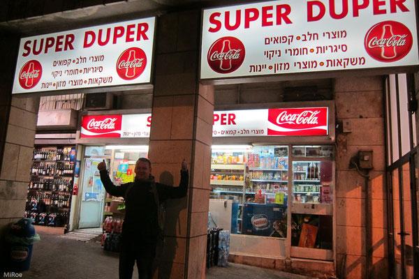 Wenn nichts mehr geht, bei SUPER DUPER shoppen