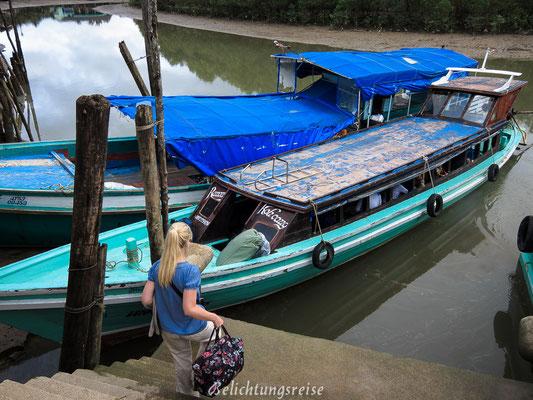 Hafen Ranong