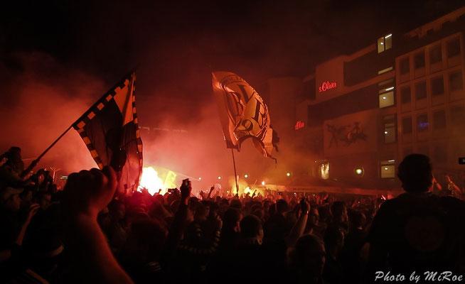BvB, Borussia Dortmund, Meisterschaft, Borsigplatz, Klopp, Schale, Pokal, DFB