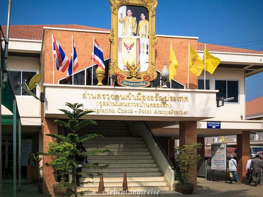 Grenzübergang Thailand