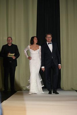 Brautmodenschau im Steigenberger Hotel 2016