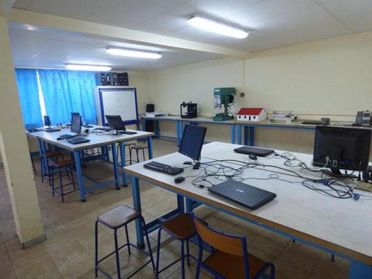 Salle de techno