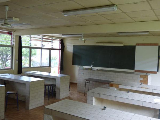 Salle labo