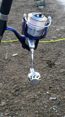 Daiwa Certate 3000 - 4000 w/ UJ 40mm Reel Knob w/ D Cup