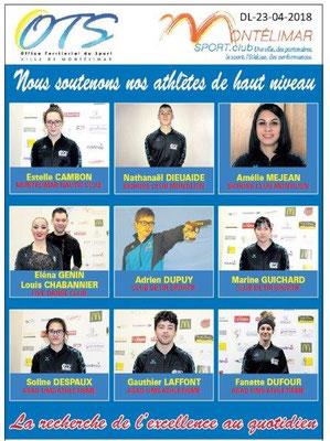 Dauphiné Libéré du 23-04-2018-OTS Montélimar