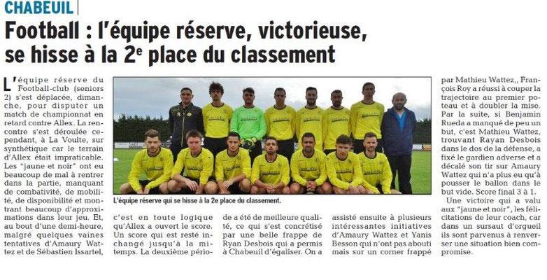 Dauphiné Libéré du 04-04-2018-Foot-Chabeuil