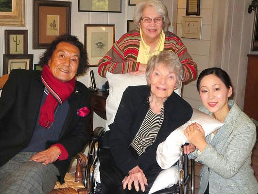♔ MS. SADA O'BRIEN, MS. JUDY RADIGAN, MR. HIROSHI WATANABE, MS. SAYURI WATANABE