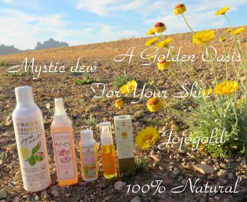 ♔ JOJOGOLD 100% Natural