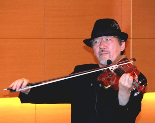 ✤´* 【ヴァイオリン】*´✤♪♫♥ ღ∞♪ アントニオ斉藤様 *:☆・∴・∴・∴