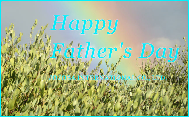 ♔ Happy Father's Day ♥ JOJOBA INTERNATIONAL CO., LTD.