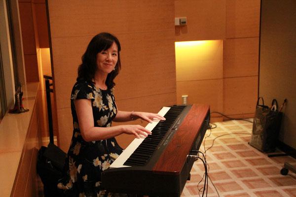✤´* 【ピアノ】*´✤♪♫♥ ღ∞♪ 石川容子様 *:☆・∴・∴・∴