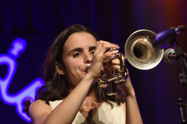 Andreas Motis et Scott Hamilton @ Jazzabar 2018 - festival de Jazz de Bar-sur-Aube