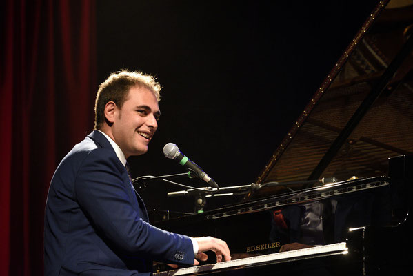 Lucas Filastro @ Jazzabar 2018 - festival de Jazz de Bar-sur-Aube