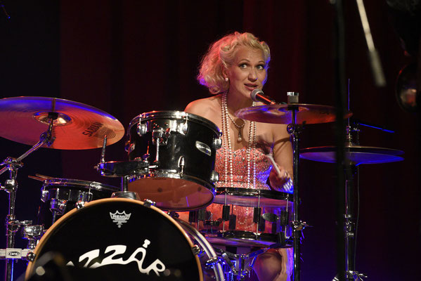 The Gunhild Carling Show @ Jazzabar 2018 - festival de Jazz de Bar-sur-Aube