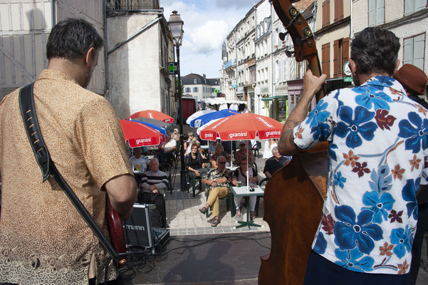 Groupe Blues-Rock @ Jazzabar 2018 - festival de Jazz de Bar-sur-Aube