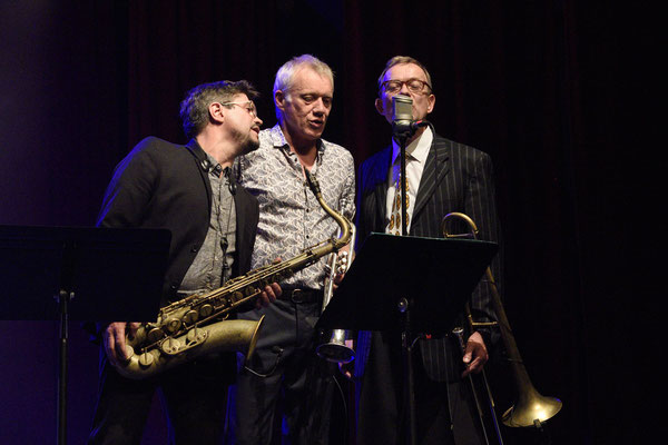 Les Primatics @ Jazzabar 2018 - festival de Jazz de Bar-sur-Aube