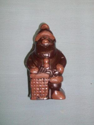 Père Noël e, chocolat, 80g, 5,50€