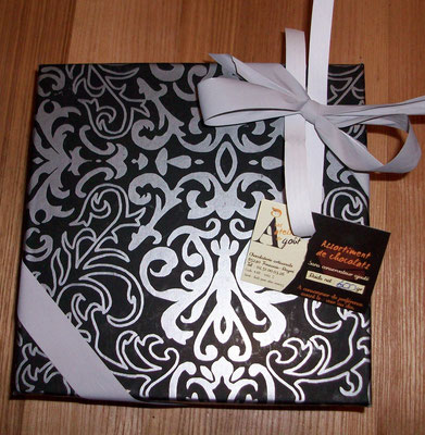 Coffret arabesque, 600g,