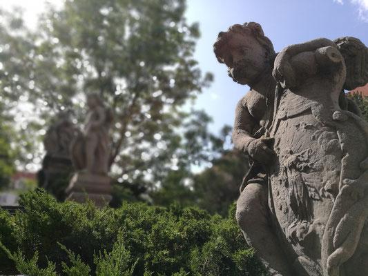 Engel vor der Loreto