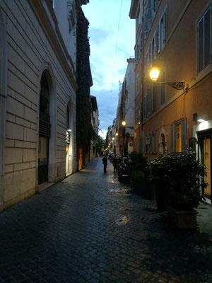 Schöne Via Margutta