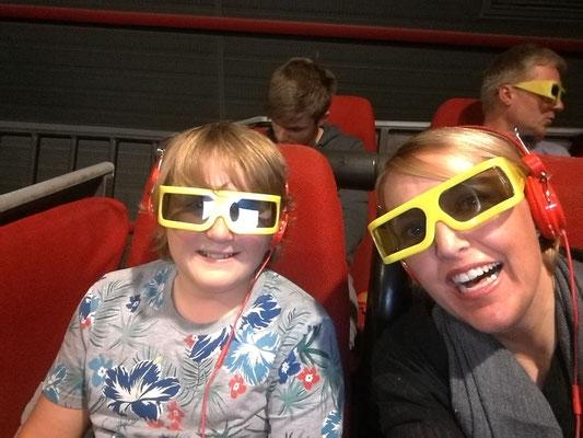 5-D-Kino in Rom