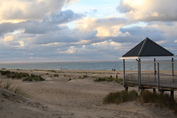 Am Strandrestraurant Our Seaside in Renesse