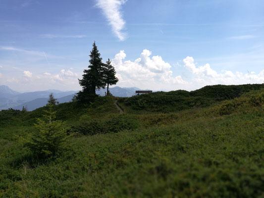 Saalachtaler Höhenwanderweg