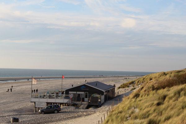 Am Strand von Burgh-Haamstede