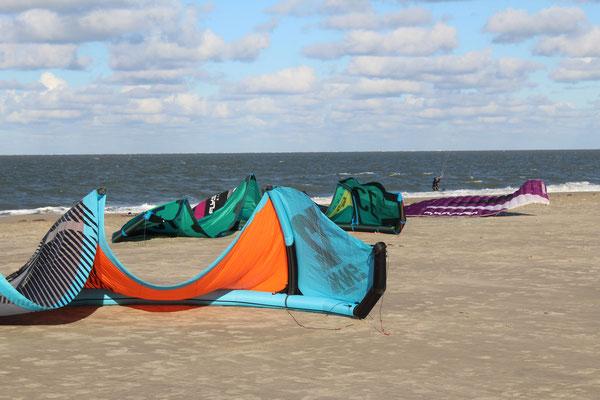 Kitespaß vom Feinsten