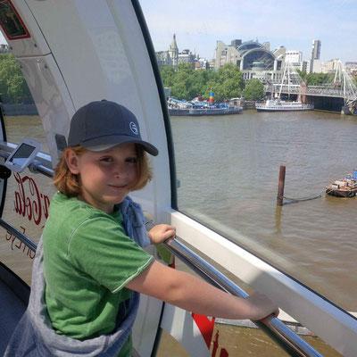 London Eye für kleine Entdecker