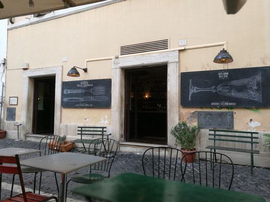 Osteria delle Coppelle an der Piazza delle Coppelle