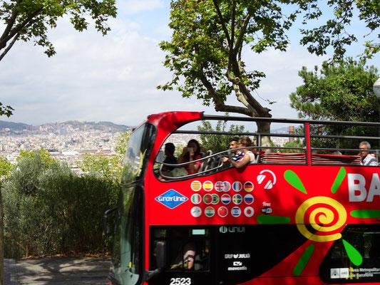 Oben-Ohne-Bus