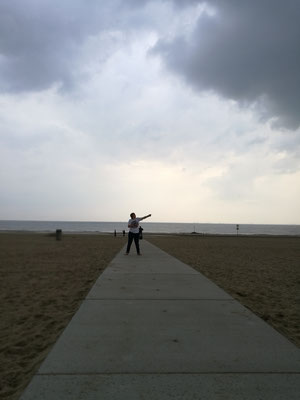 Kurz vor dem großen Regen