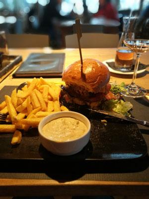 Mein Burger im OurSeaside