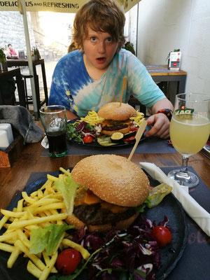 Fetter Burger in Split